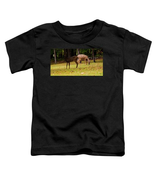 Two Of A Kind Toddler T-Shirt