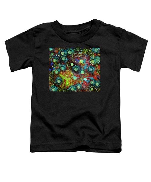 Under The Sea Digital 3 Toddler T-Shirt