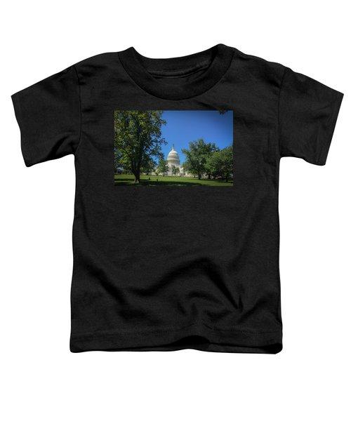 Us Capitol Toddler T-Shirt