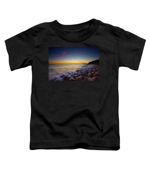 Ventura Sunset Toddler T-Shirt