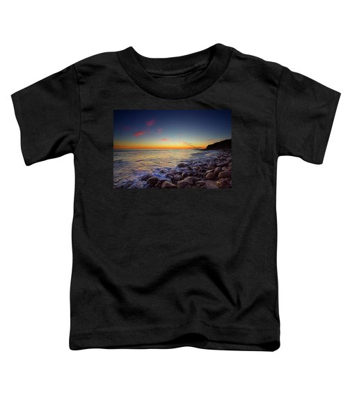 Ventura Sunset Toddler T-Shirt