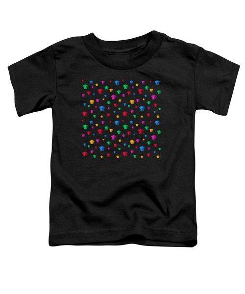 Versace Abstract-4 Toddler T-Shirt