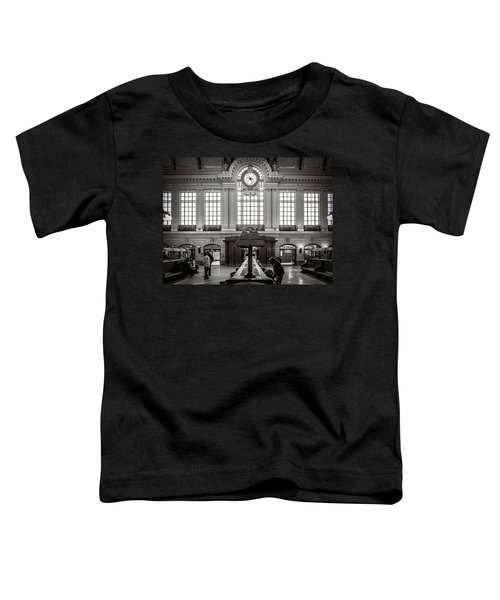 Waiting Room Toddler T-Shirt