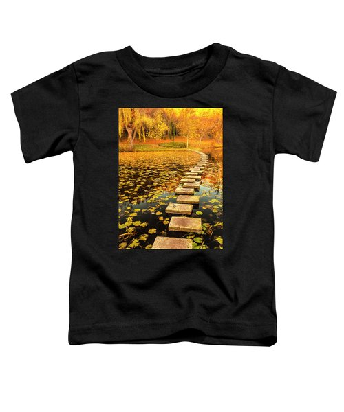 Way In The Lake Toddler T-Shirt