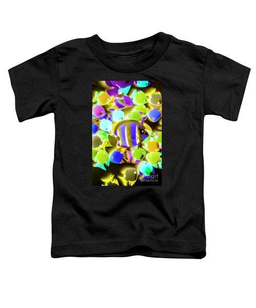Wild Waters Toddler T-Shirt
