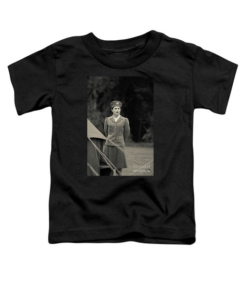 World War II Woman Toddler T-Shirt