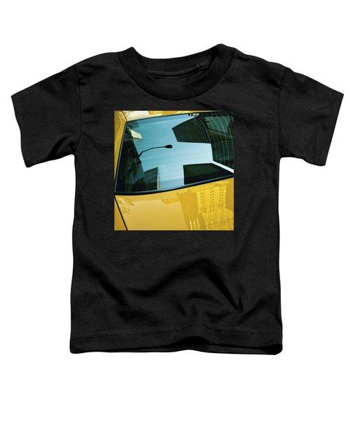 Yellow Cab, Big Apple Toddler T-Shirt