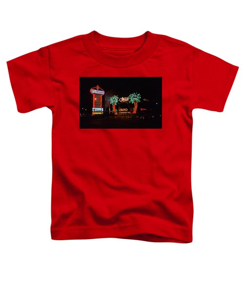Las Vegas 1983 #2 Toddler T-Shirt