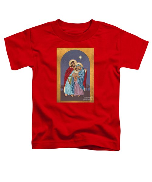 The Holy Family For The Holy Family Hospital Of Bethlehem 272 Toddler T-Shirt