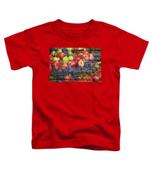 Fruit Toddler T-Shirt