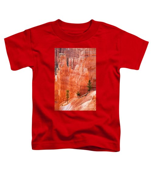 Sunrise Point Bryce Canyon National Park Toddler T-Shirt