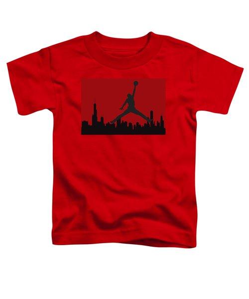Chicago Bulls Toddler T-Shirt