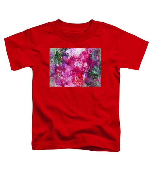 Abstract Artwork 17 Toddler T-Shirt