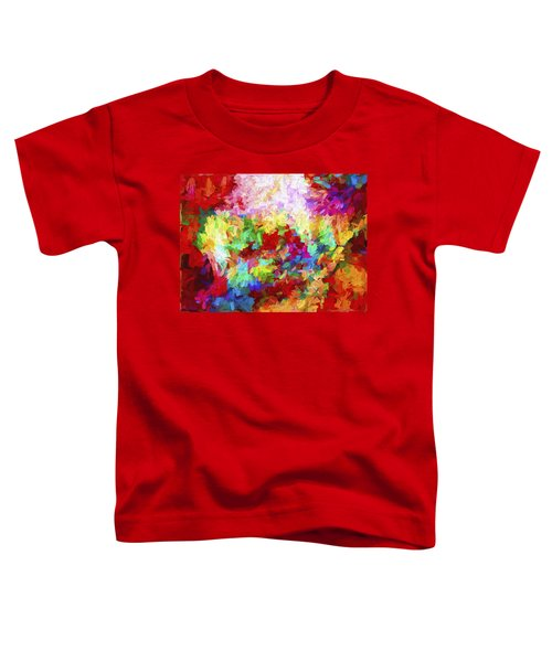 Abstract Artwork A8 Toddler T-Shirt