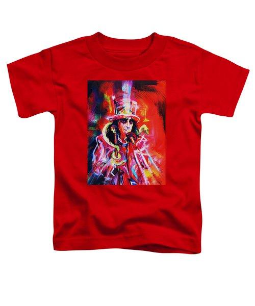 Alice Cooper. The Legend Toddler T-Shirt