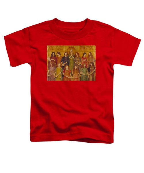 Alleluia Toddler T-Shirt