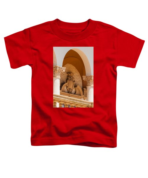 Alto Relievo Coat Of Arms Toddler T-Shirt