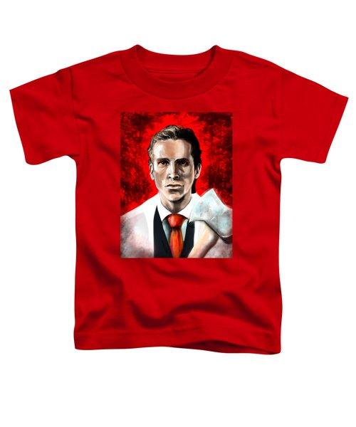 American Psycho Toddler T-Shirt