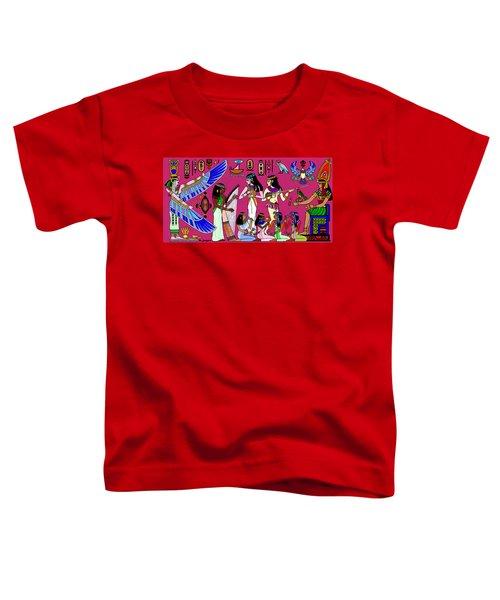 Ancient Egypt Splendor Toddler T-Shirt