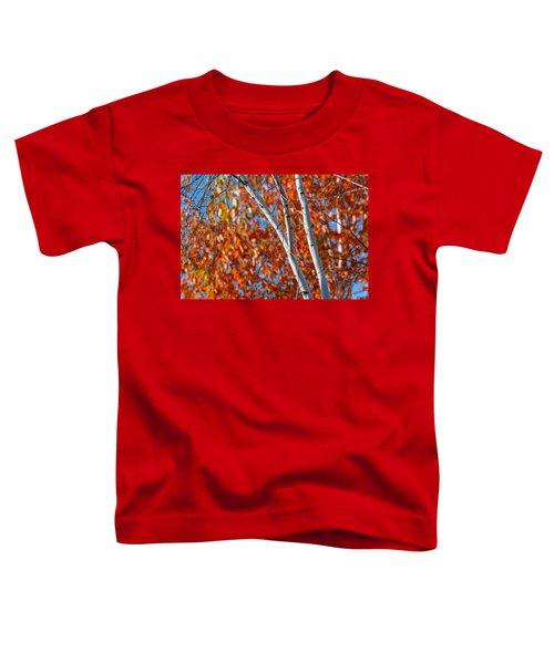 Toddler T-Shirt featuring the photograph Aspen by Sebastian Musial