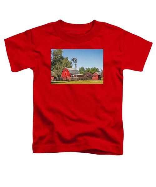 Barnyard Toddler T-Shirt