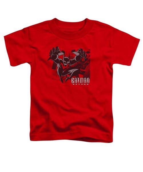 Batman Beyond - City Jump Toddler T-Shirt