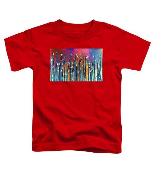 Beautiful Weeds On Venus Toddler T-Shirt