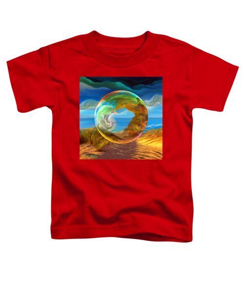 Beyond The Sea  Toddler T-Shirt