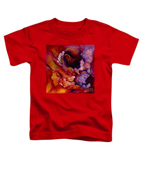 Birth Of A New World Toddler T-Shirt