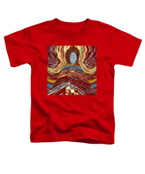 Bridge To Holy Grail Of Mystical Energies Whimisical Abstract By Navinjoshi At Fineartamerica.com  Toddler T-Shirt