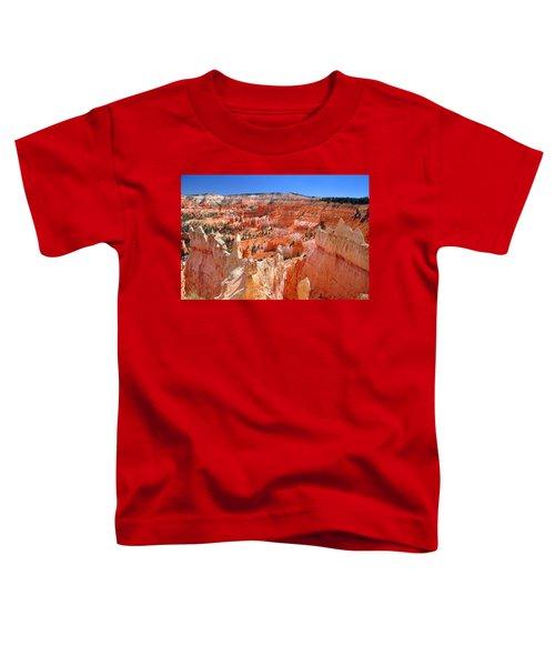 Bryce Canyon Utah Toddler T-Shirt