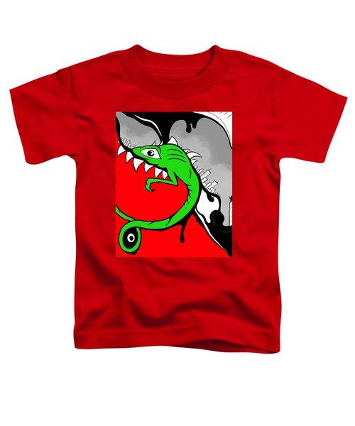Change Toddler T-Shirt