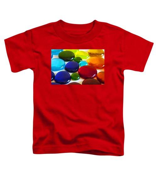 Circles Of Color Toddler T-Shirt