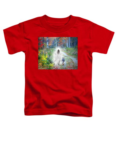 Come Walk With Me Toddler T-Shirt