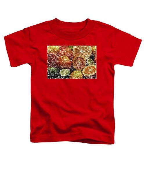 Crystal Grapefruit Toddler T-Shirt
