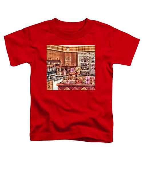 Dinner Time Toddler T-Shirt