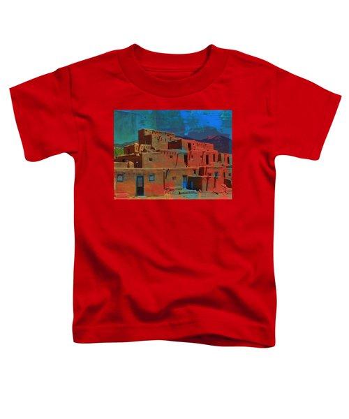Dreams Of Taos Toddler T-Shirt