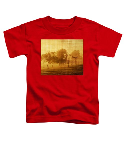 Dusty Mornings In The Sun Vintage Toddler T-Shirt