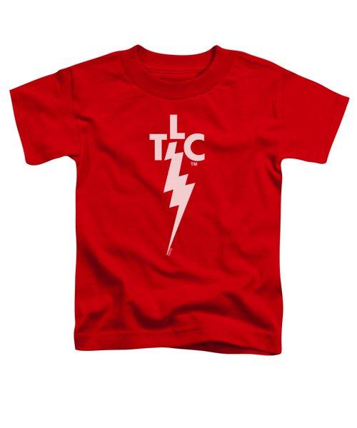 Elvis - Tlc Logo Toddler T-Shirt