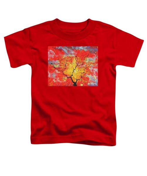 Embracing The Light Toddler T-Shirt