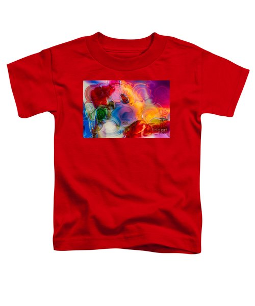 Enchanting Flames Toddler T-Shirt