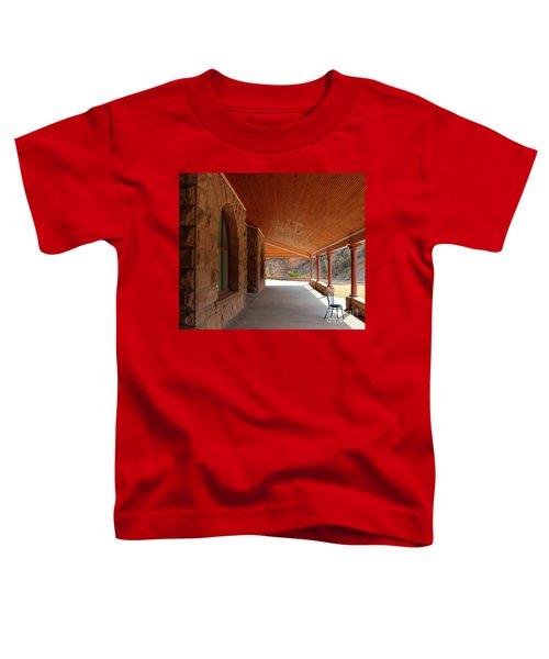 Evans Porch Toddler T-Shirt
