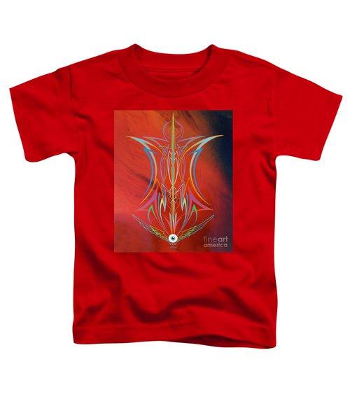 Eye Flying Toddler T-Shirt