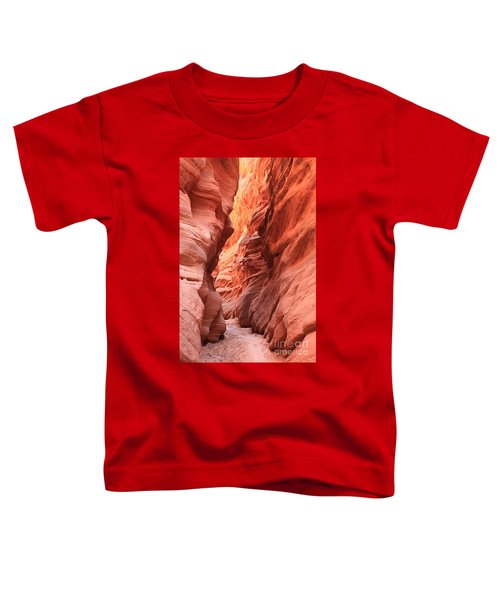 Fiery Narrows Toddler T-Shirt