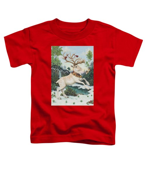 Five Gold Rings Toddler T-Shirt