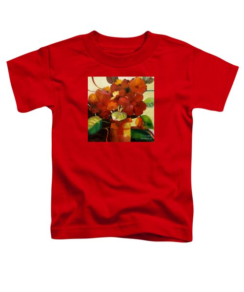 Flower Vase No. 3 Toddler T-Shirt