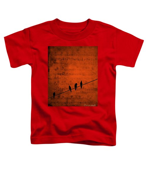 Follow The Music Toddler T-Shirt