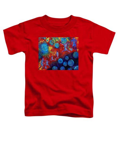 Football Dreams Toddler T-Shirt