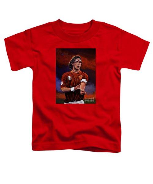 Francesco Totti Toddler T-Shirt