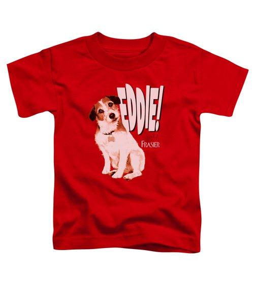 Frasier - Eddie Toddler T-Shirt